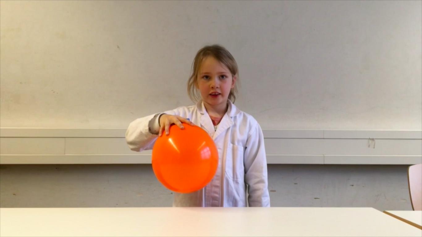 singender Luftballon